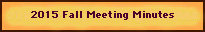 2015 Fall Meeting Minutes